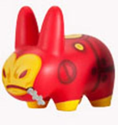 Kid Robot Marvel Labbits Series 2 Iron Man