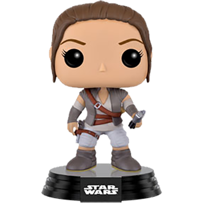 Funko Pop! Star Wars Rey (Resistance Outfit)