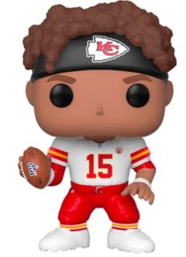 Funko Pop! Football Patrick Mahomes II (White Jersey)