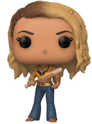 Funko Pop! Heroes Black Canary Boobytrap Battle