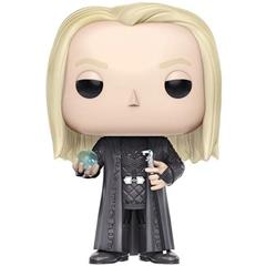 Lucius Malfoy (holding Prophecy)