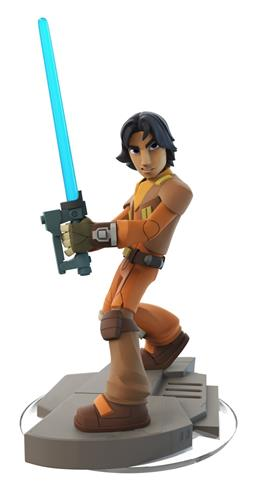Disney Infinity Figures Star Wars Rebels Ezra Bridger