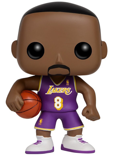 Funko Pop! Sports Kobe Bryant (Rookie)