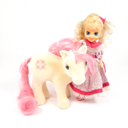 My Little Pony Year 04 So Soft Megan and Sundance