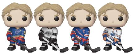 Funko Pop! Hockey Wayne Gretzky 4-Pack