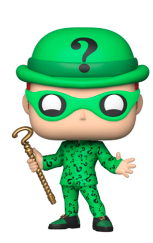 Funko Pop! Heroes The Riddler Icon