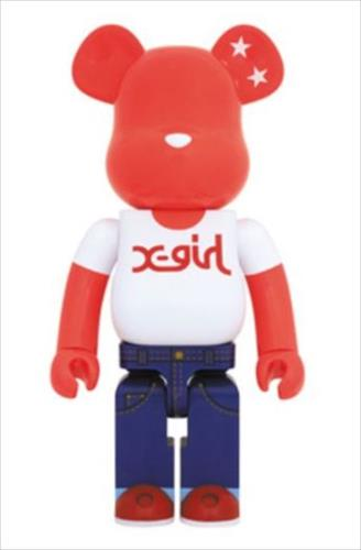 Be@rbrick Misc X-Girl 1000%
