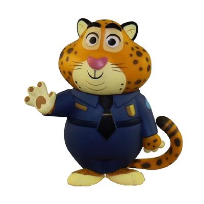 Mystery Minis Zootopia Officer Clawhauser