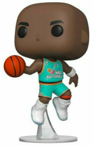 Funko Pop! Sports Michael Jordan (All Star) Icon