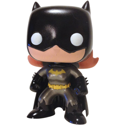 Funko Pop! Heroes Batgirl (Black)