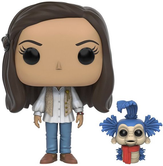 Funko Pop! Movies Sarah & Worm