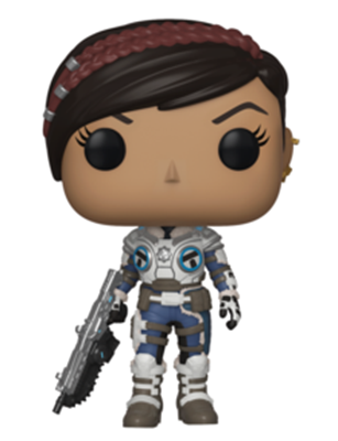 Funko Pop! Games Kait Diaz