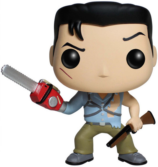 Funko Pop! Movies Ash Icon Thumb