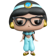 Funko Pop! Disney Jasmine (Glasses)