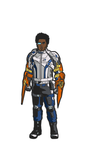 FiGPin Mass Effect: Andromeda Liam