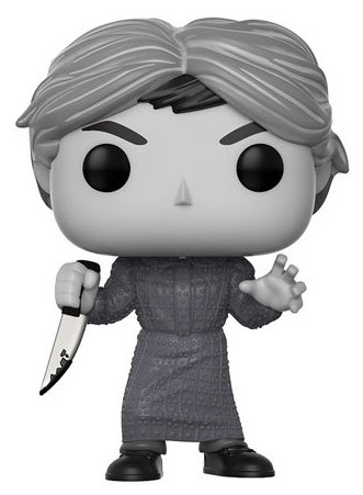 Funko Pop! Movies Norman Bates (Black & White) Icon Thumb
