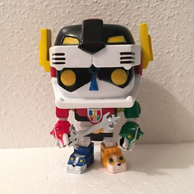 Funko Pop! Animation Voltron (orion-neos on tumblr.com