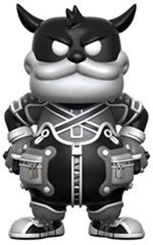 Funko Pop! Games Pete (black & white) Icon