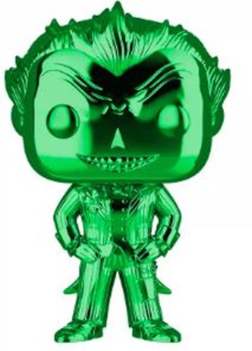 Funko Pop! Heroes The Joker (Green Chrome)