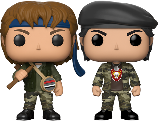 Funko Pop! Movies Frog Brothers Icon