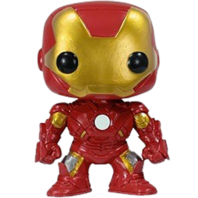 Funko Pop! Marvel Iron Man (The Avengers)