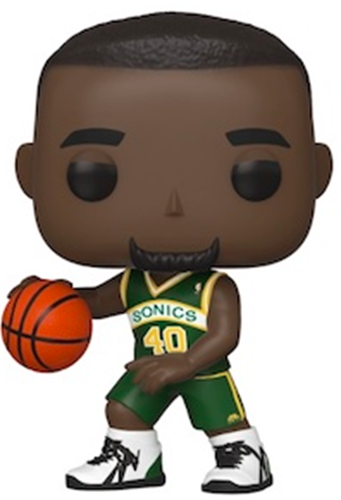 Funko Pop! Sports Shawn Kemp (Seattle SuperSonics)