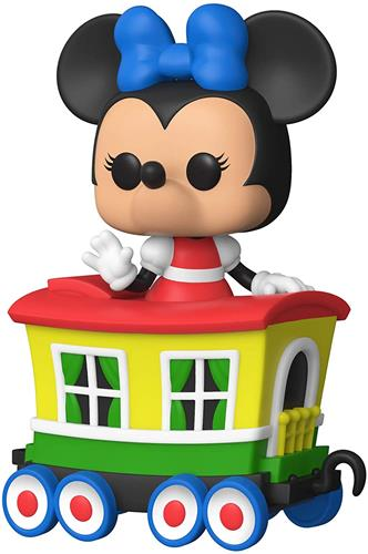 Funko Pop! Disney Minnie in Caboose Car Icon Thumb