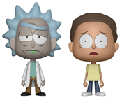 Vynl All Rick + Morty