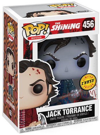 Funko Pop! Movies Jack Torrance (Frozen) - CHASE Stock
