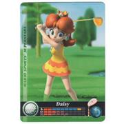 Amiibo Cards Mario Sports Superstars Daisy - Golf