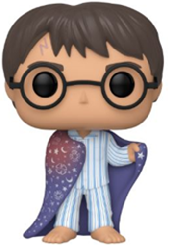 Funko Pop! Harry Potter Harry Potter in Invisible Cloak Icon
