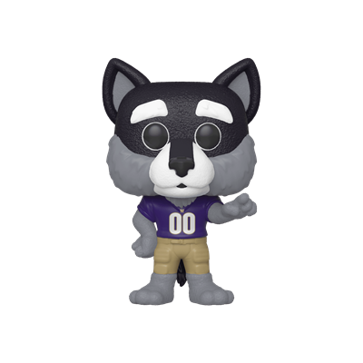 Funko Pop! College Mascots Harry the Husky