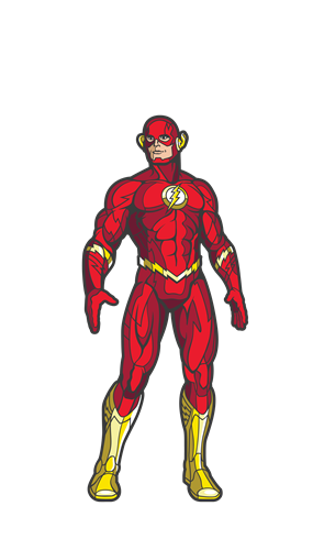 FiGPin DC Comics: Justice League The Flash