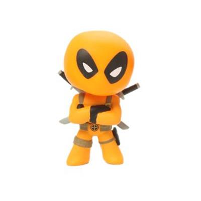 Mystery Minis Marvel Yellow Deadpool  Icon Thumb