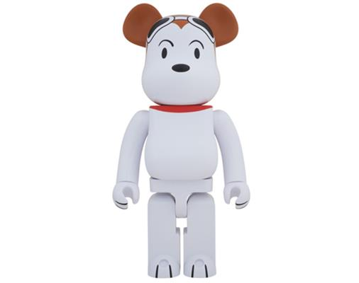 Be@rbrick Misc Snoopy Flying Ace 1000% Icon Thumb