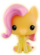 Funko Pop! My Little Pony Fluttershy (Glow in the Dark)