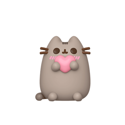 Funko Pop! Other Pusheen with a heart