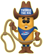 Funko Pop! Ad Icons Twinkie the Kid (Glow) - CHASE