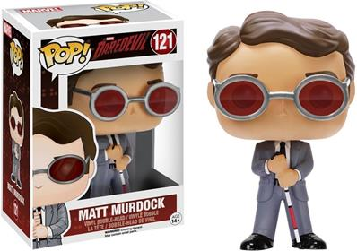 Funko Pop! Marvel Matt Murdock Stock