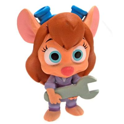Mystery Minis Disney Afternoon Gadget Hackwrench (Rescue Rangers) Icon