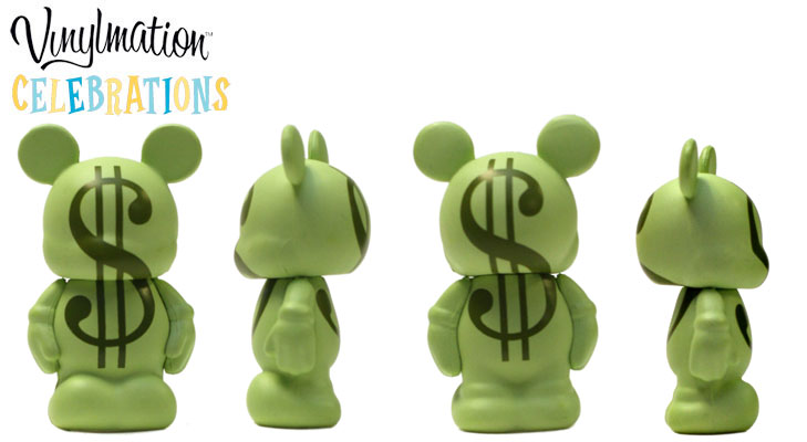 Vinylmation Open And Misc Celebrations Jr Cash