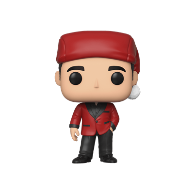 Funko Pop! Television Michael Scott as Classy Santa