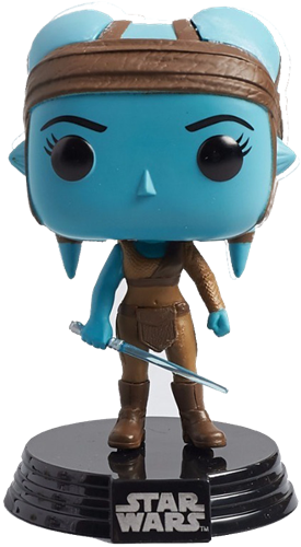 Funko Pop! Star Wars Aayla Securra