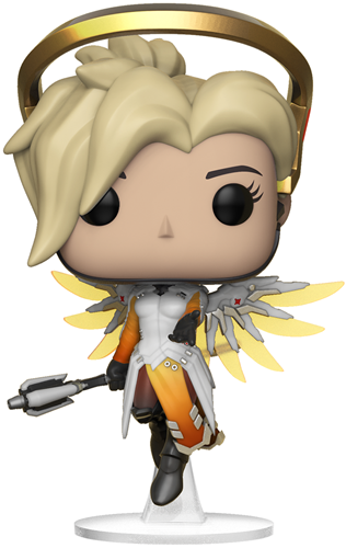 Funko Pop! Games Mercy