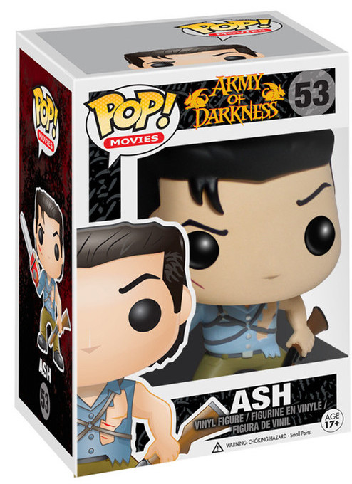 Funko Pop! Movies Ash Stock Thumb
