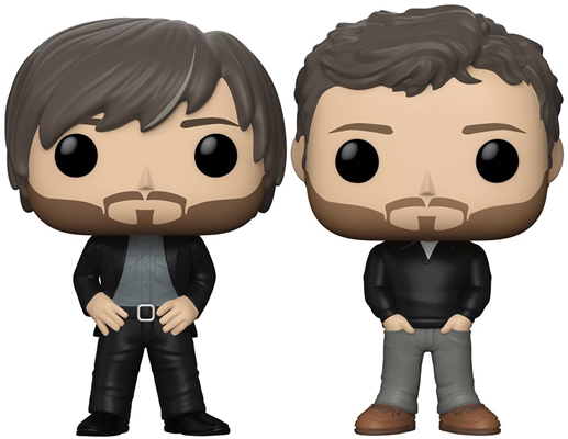 Funko Pop! Television The Duffer Brothers