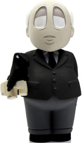 Mystery Minis Horror Series 2 Alfred Hitchcock (Black & White)