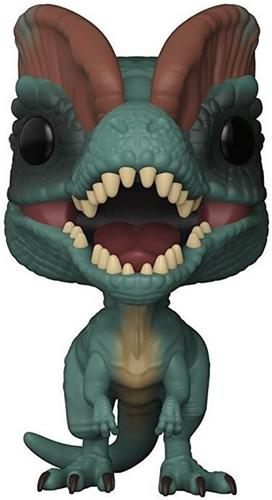 Funko Pop! Movies Dilophosaurus (Chase) Icon