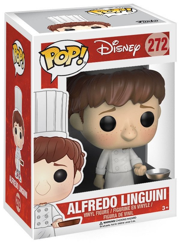 Funko Pop! Disney Alfredo Linguini Stock