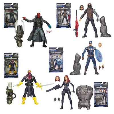 Marvel Legends Mandroid Series ~MANDROID~ Stock